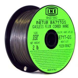 1 INETUB Spool Carbon Steel Gasless Flux Cored Welding Wire