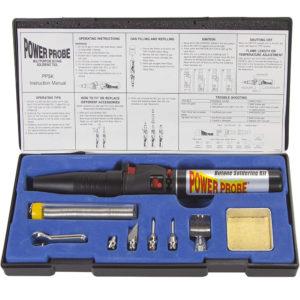 POWER PROBE Butane Soldering Kit (PPSK)