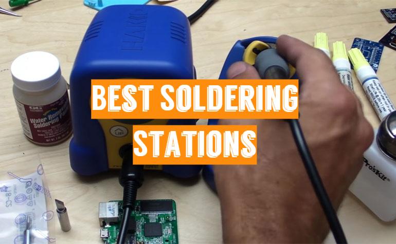 10 Best Soldering Stations