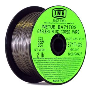 4 INETUB Spool Carbon Steel Gasless Flux Cored Welding Wire