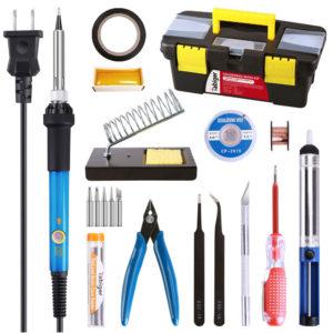 Tabiger Soldering Iron Kit Electronics