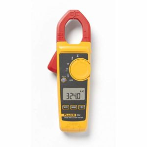 True-RMS Clamp Meter with Temperature