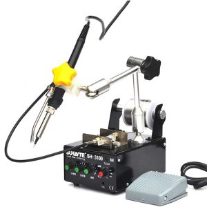 TOPCHANCES 220V 75W Portable Automatic Soldering station