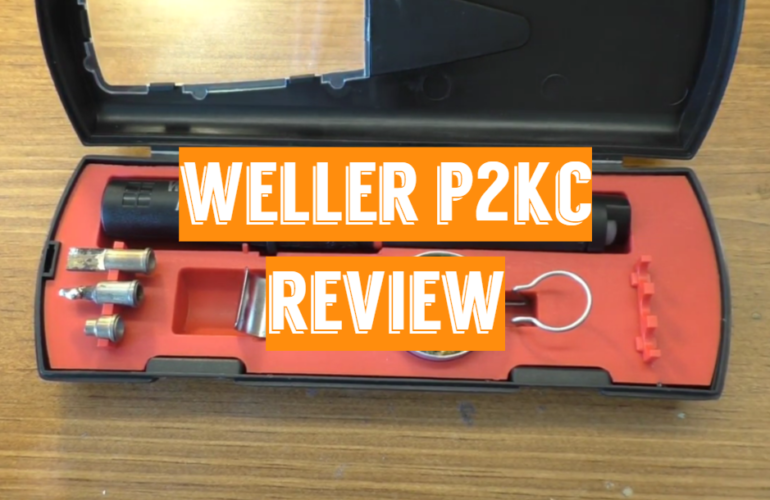 Weller P2KC Review