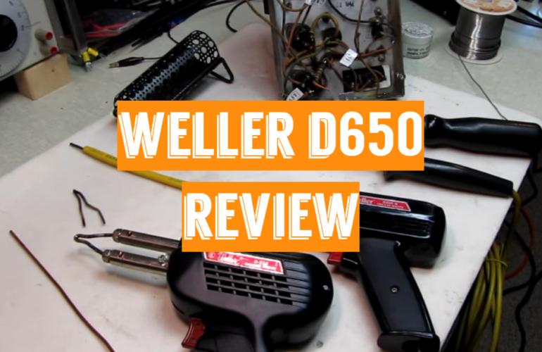 Weller D650 Review