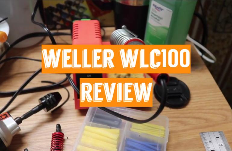 Weller WLC100 Review