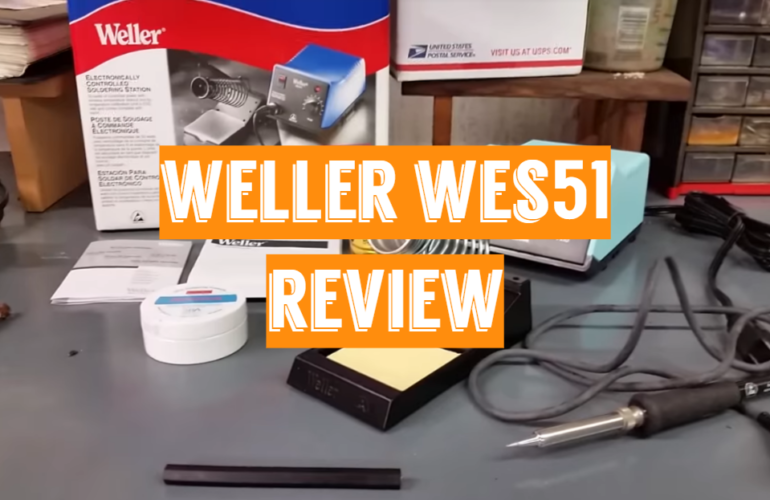 Weller WES51 Review
