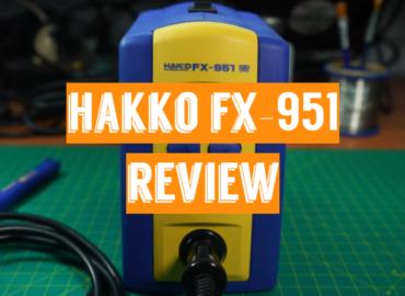 hakko fx 951 review