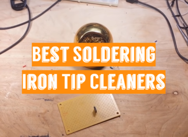 Best Soldering Iron Tip Cleaners