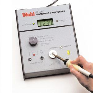 Soldering Iron Tester, Degree F, 110V