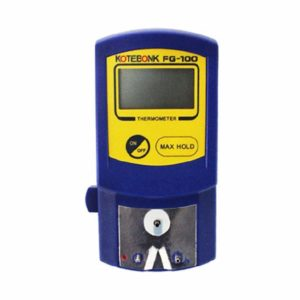 Beioust Tip Soldering Iron Temperature Tester FG-100 Thermometer Used for Welding Iron
