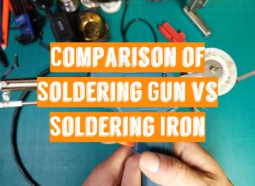 Comparison of Soldering Gun vs Soldering Iron