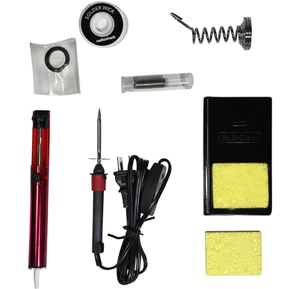 RadioShack Soldering Starter Kit with 20-Watt Soldering Iron