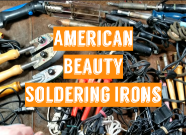 American Beauty Soldering Irons