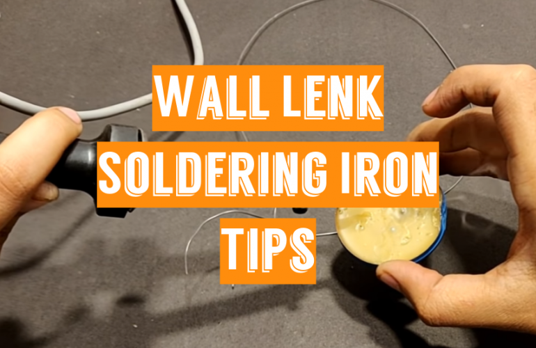 5 Wall Lenk Soldering Iron Tips