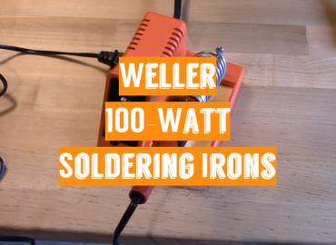 Weller 100-Watt Soldering Irons