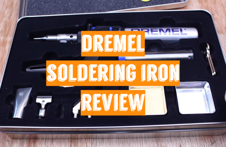 Dremel 2000-01 VersaTip Soldering Iron Review