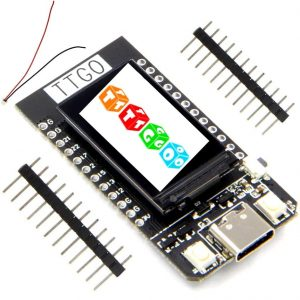 ICQUANZX T-Display ESP32 WiFi and Bluetooth Module