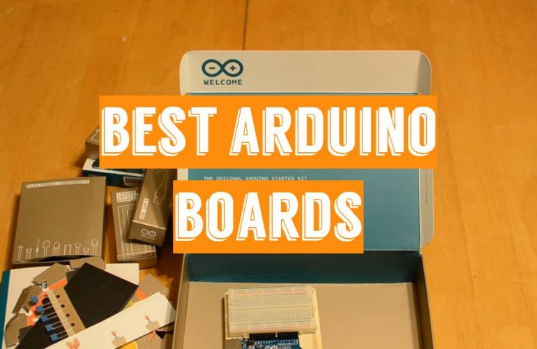 5 Best Arduino Boards
