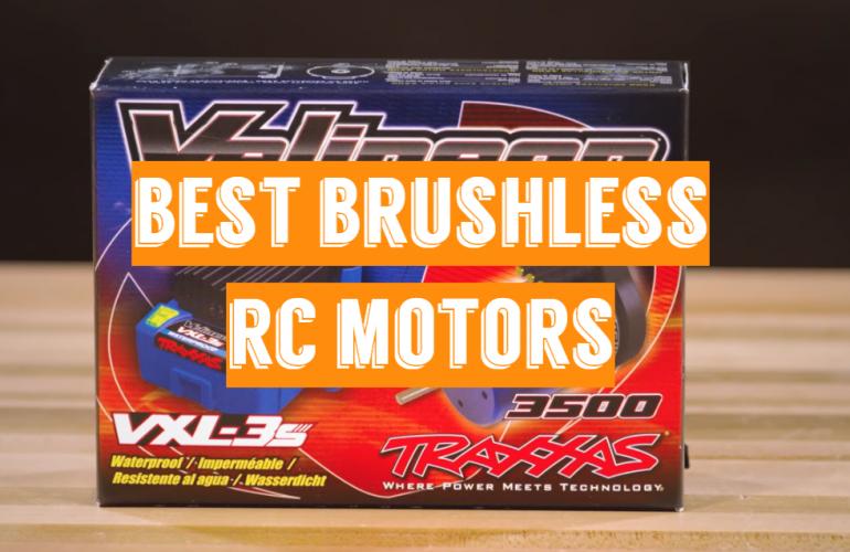 5 Best Brushless RC Motors