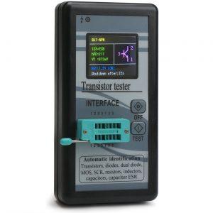 Transistor Tester, DROK Mosfet Transistor Capacitor Tester