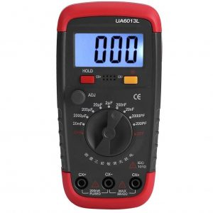 Digital Capacitance Meter Professional Capacitor Tester 0.1pF