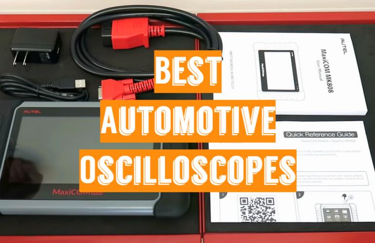 5 Best Automotive Oscilloscopes