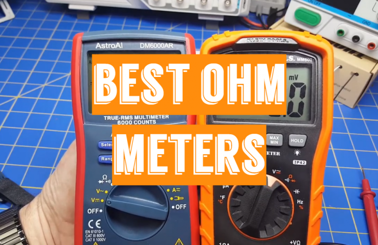 5 Best Ohm Meters