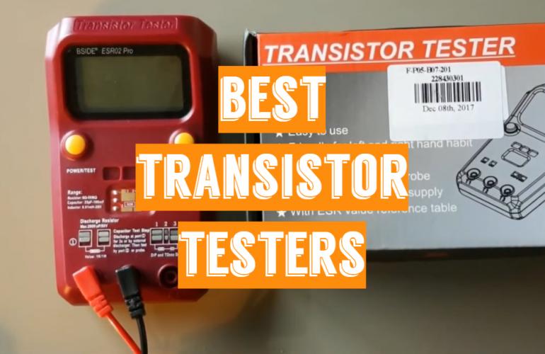 5 Best Transistor Testers