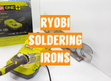 Ryobi Soldering Irons
