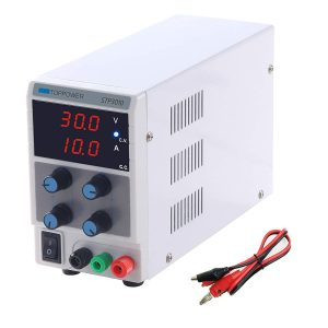 DC Bench Power Supply Adjustable 30V /10A