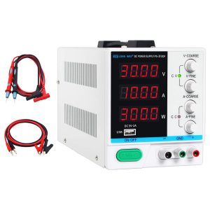 DC Power Supply Variable 30V 10A