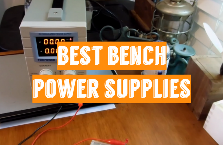 5 Best Bench Power Supplies