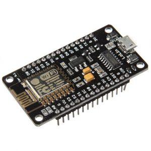 JacobsParts ESP8266 ESP-12E WiFi Microcontroller USB Development Board NodeMCU MicroPython